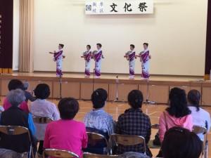 飯原文化祭